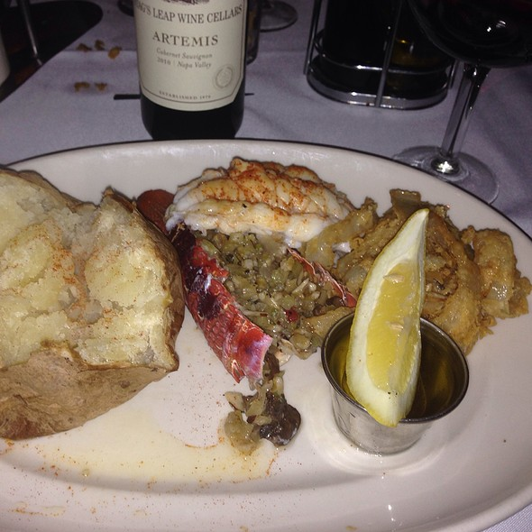 Lobster Tail - Clearman's Steak N Stein, Pico Rivera, CA