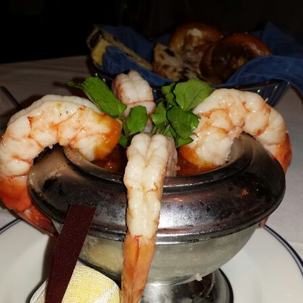 Chilled Jumbo Shrimp Cocktail - NYY Steak, Coconut Creek, FL