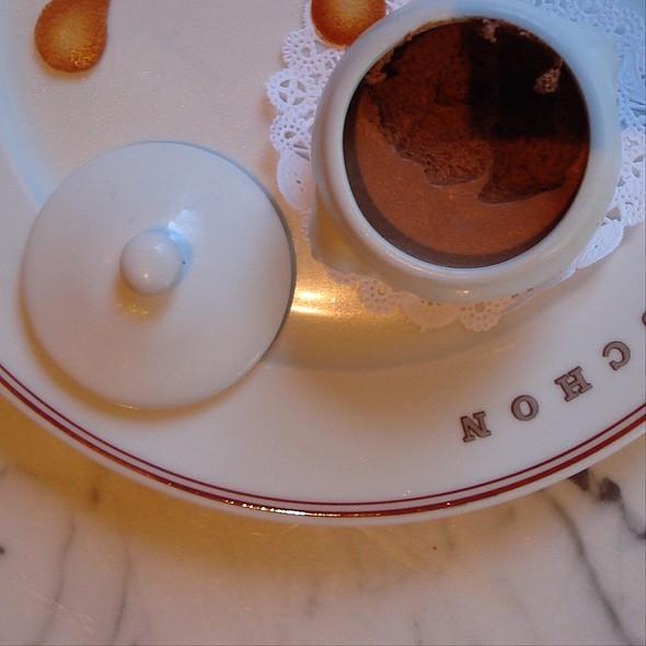 Chocolate Pots de Cremé - Bouchon, Yountville, CA