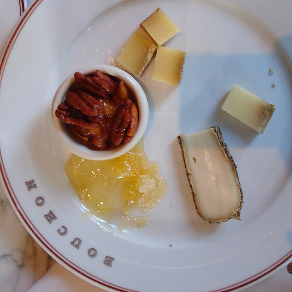 Fruit, Nut, & Cheese Plate - Bouchon, Yountville, CA
