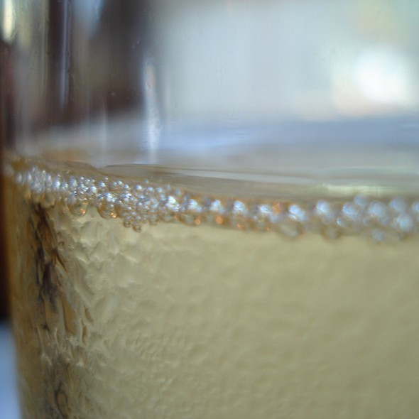 Champagne - Bouchon, Yountville, CA