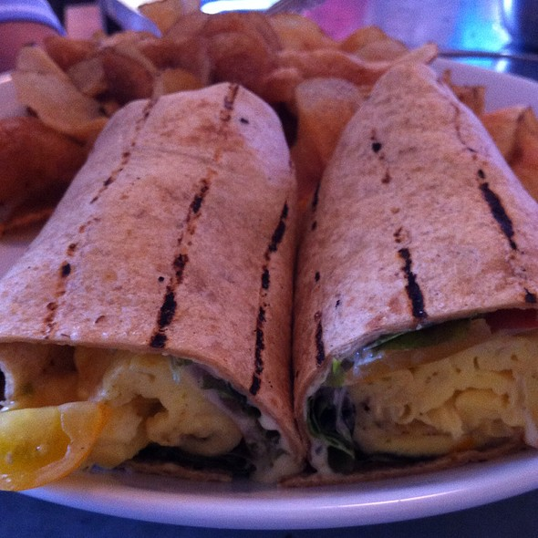 Breakfast Burrito - The Silverspoon Restaurant, Wayne, PA
