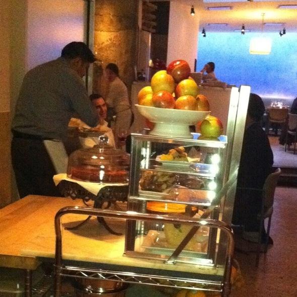 Desert Table Mmmmm - Giorgione, New York, NY