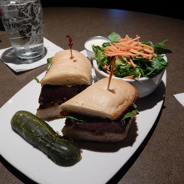 Blue Steak Sandwich - Twigs Bistro and Martini Bar - Spokane Valley Mall, Spokane Valley, WA
