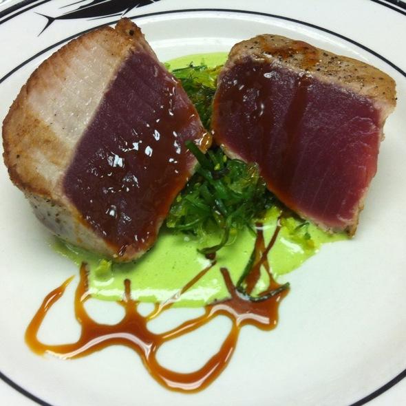 #1 Ahi Tuna.  - Oceanaire Seafood Room - Indianapolis, Indianapolis, IN