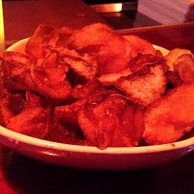 Bar Chips - Fleming's Steakhouse - Providence, Providence, RI