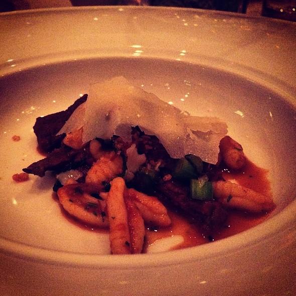 Moose Cavatelli - Raymonds Restaurant, St. John's, NF