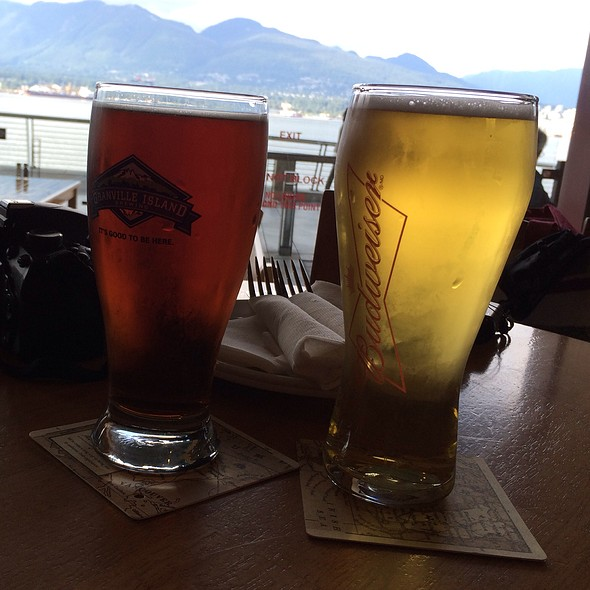 Beers - Mahony & Sons - Burrard Landing, Vancouver, BC