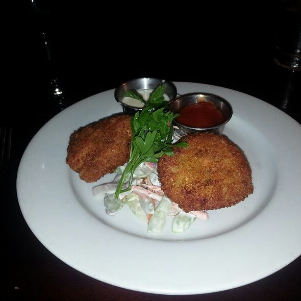 Crab Cakes - Engine Co. No. 28, Los Angeles, CA