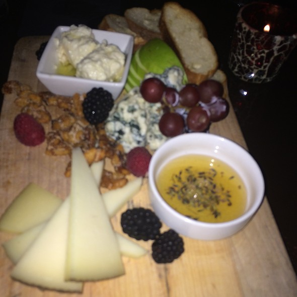 Cheese Plate - Ciro's Speakeasy and Supper Club, Tampa, FL