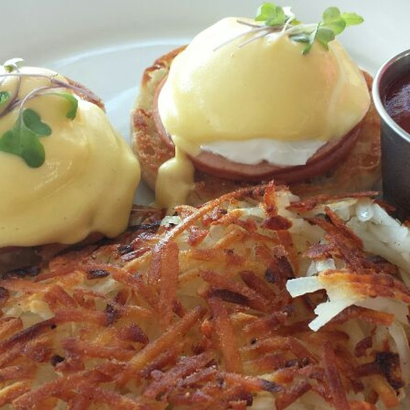 Eggs Benedict - Azure, Daytona Beach Shores, FL