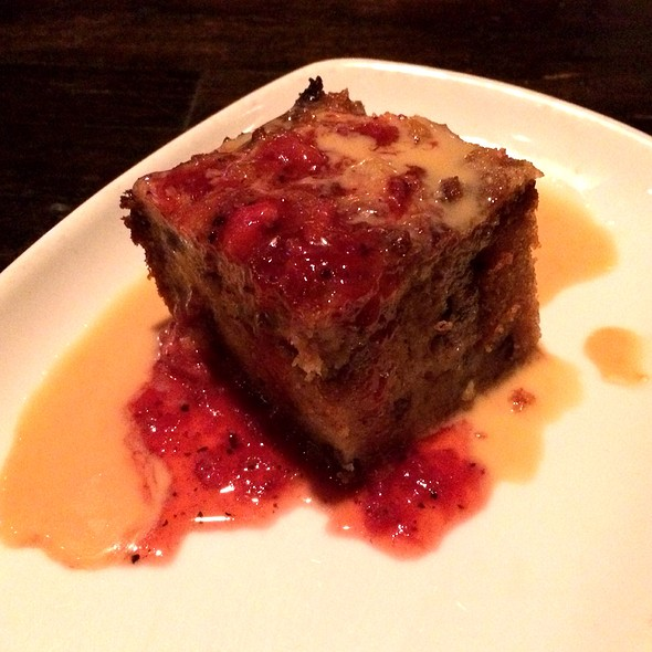 Bread Pudding - The Standard Pour, Dallas, TX