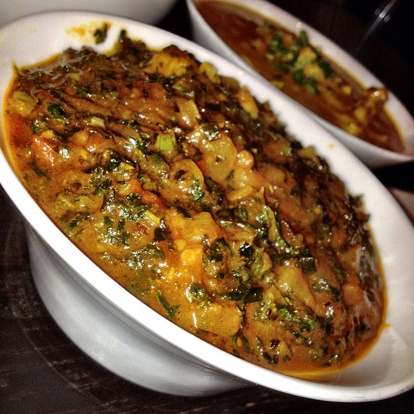 Jhinga Lasooni (Garlic Shrimp) - Origin India Las Vegas, Las Vegas, NV