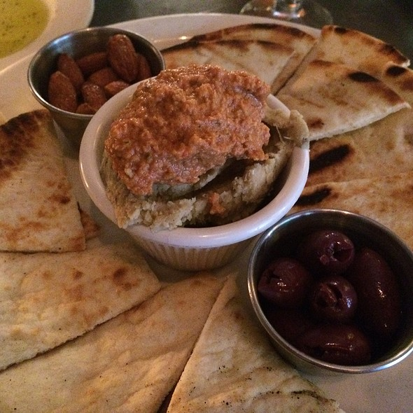 Artichoke Hummus Massala - Hourglass Tavern, New York, NY