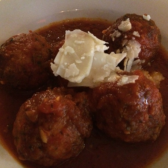 Albondigas - Hourglass Tavern, New York, NY