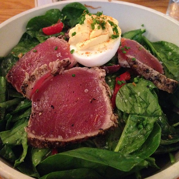Ahi Tuna Salad - The Smith - East Village, New York, NY