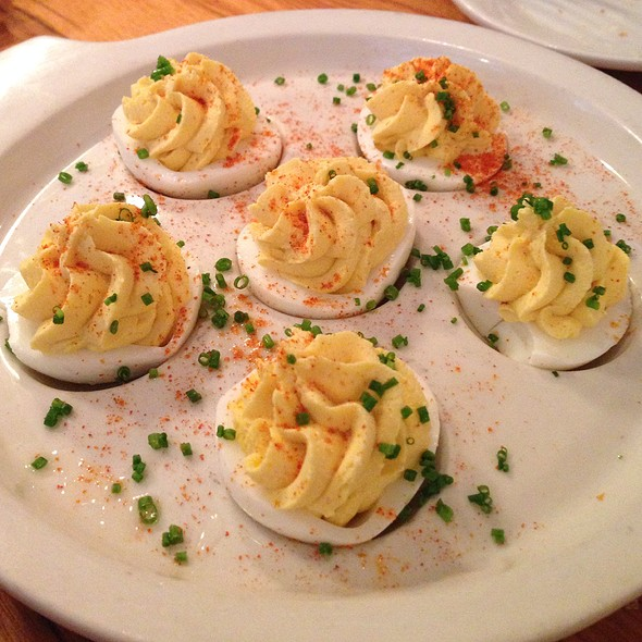 Deviled Eggs - The Smith - East Village, New York, NY