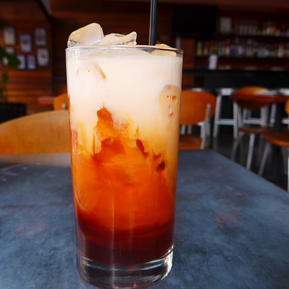 Thai Ice Tea - Soi4 Bankgok Eatery - Scottsdale, Scottsdale, AZ