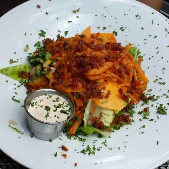 Southwestern Salad With Bacon - Bridge House Tavern, Chicago, IL