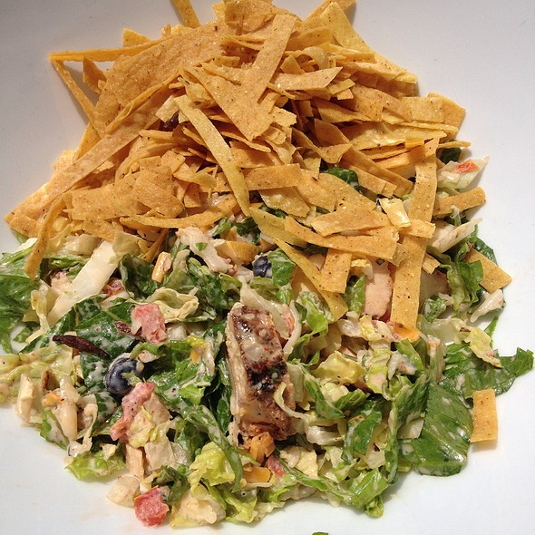 Southwest Chicken Salad - Bull and Bear, Chicago, IL