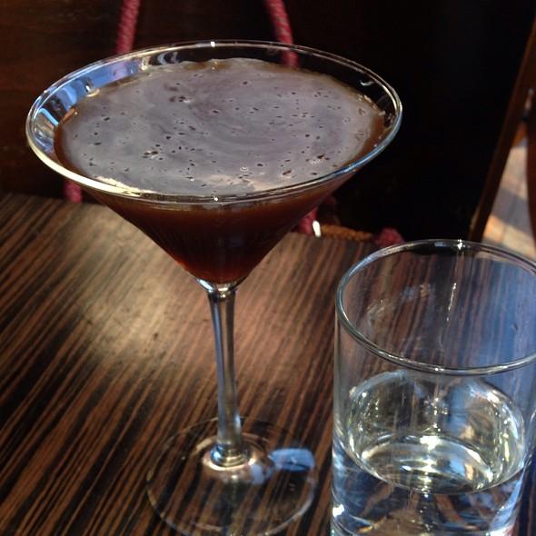 Espresso Martini - Ten Prime Steak & Sushi - Providence, Providence, RI