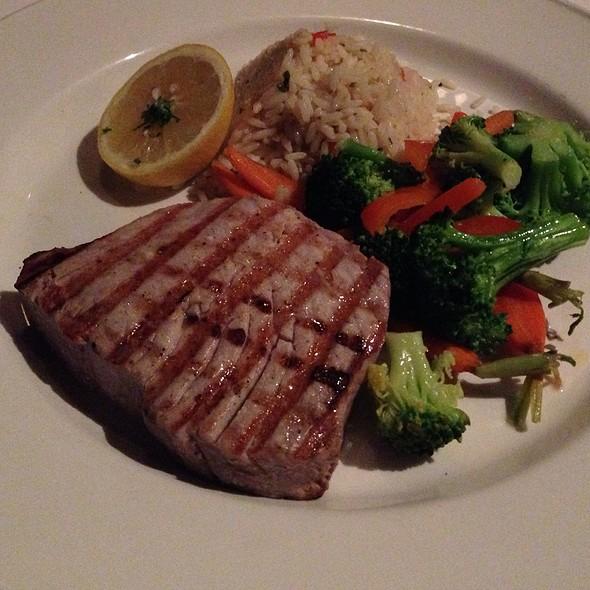 Grilled Ahi Tuna - Chart House Restaurant - Monterey, Monterey, CA