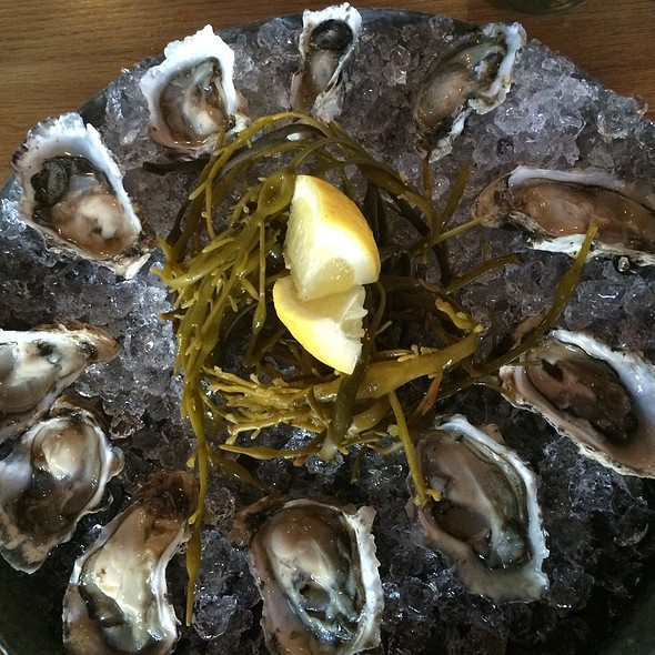 Native Oysters - The Parish, Portland, OR
