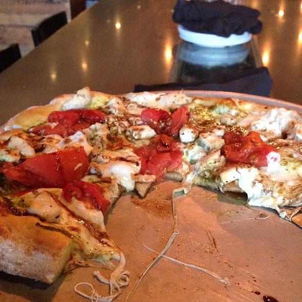 Basil Chicken Pesto Pizza - Pitch Pizzeria - Dundee, Omaha, NE