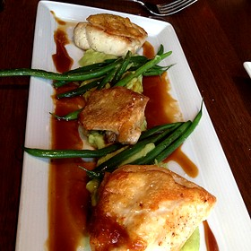 Grilled Chicken - Lone Eagle Grille, Incline Village, NV