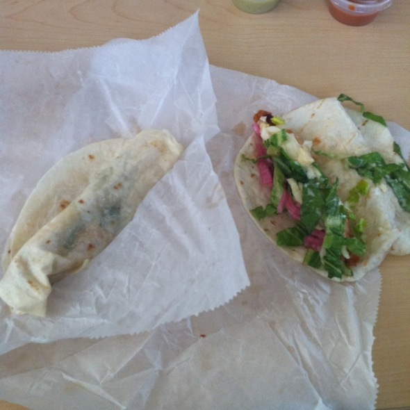 fish tacos - Dos Gringos Mexican Kitchen, Media, PA