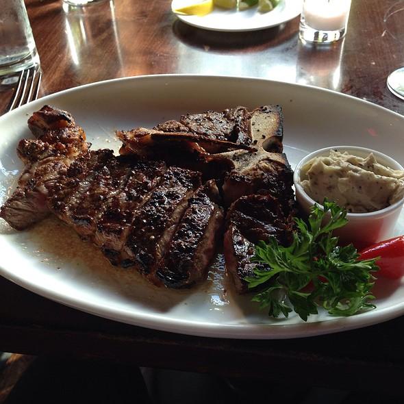 20Oz Tbone With Truffle Butter - Gabriele's Italian Steakhouse, Greenwich, CT