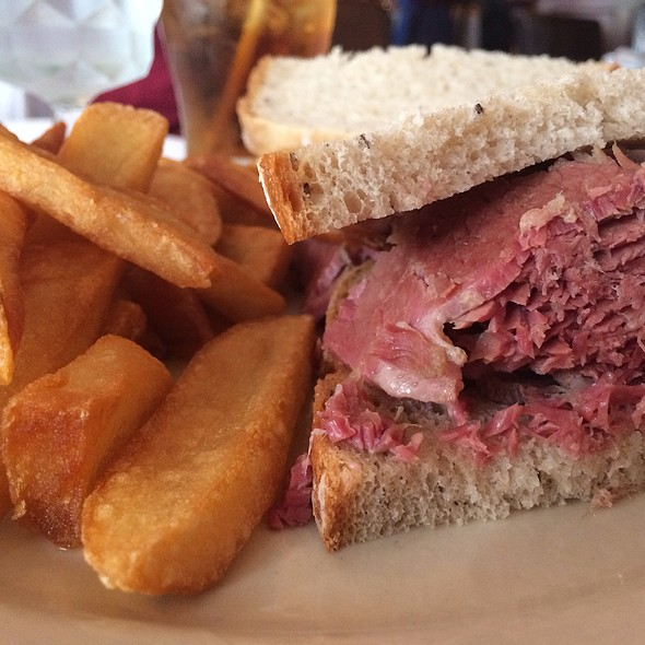 Corned Beef Sandwich - Rosie O'Grady's, New York, NY