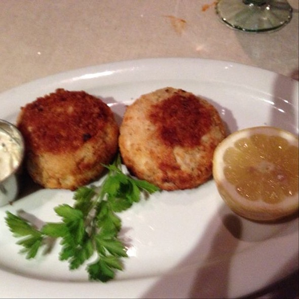 Crab Cakes - Lou & Mickey's, San Diego, CA
