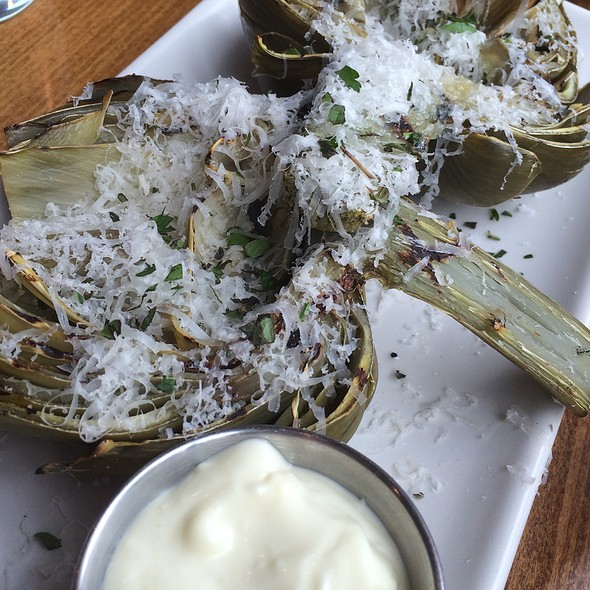 Grilled Artichoke - North Italia – Denver, Denver, CO