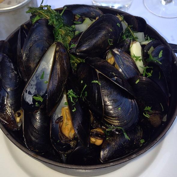 Mussels - Brasserie Ruhlmann, New York, NY