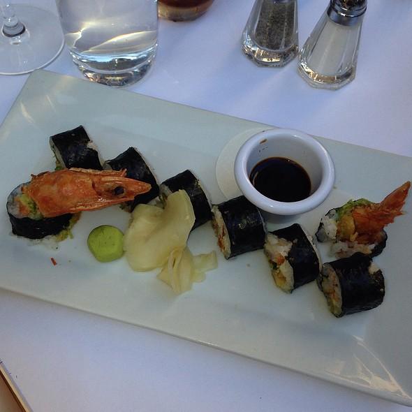 Coconut Shrimp Tempura Roll - Brasserie Ruhlmann, New York, NY