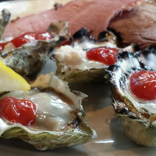 Oysters - Salty's on Alki Beach, Seattle, WA
