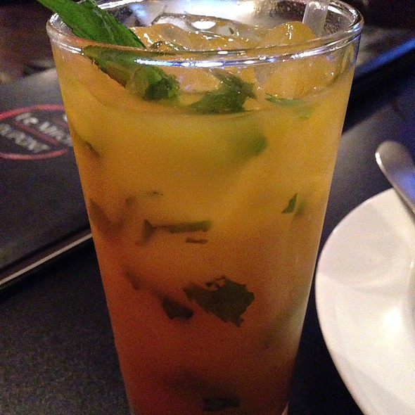 Mango Mojito - Le Mirch, Washington, DC
