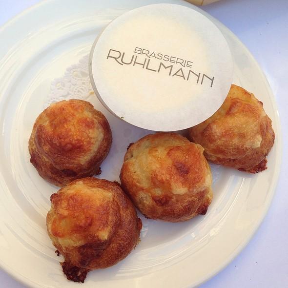 Cheese Rolls - Brasserie Ruhlmann, New York, NY