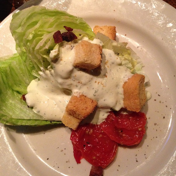 Wedge Salad - Tin Angel, Nashville, TN