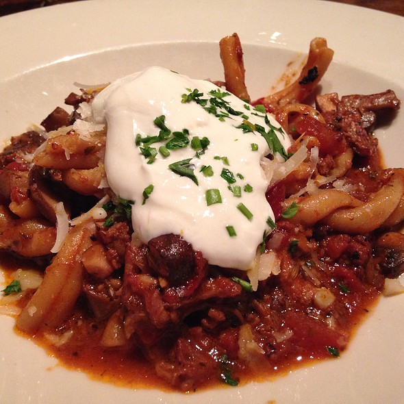 Twisted Veal Ragu - Tin Angel, Nashville, TN