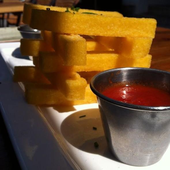 polenta fries - Cibo Wine Bar King St West, Toronto, ON