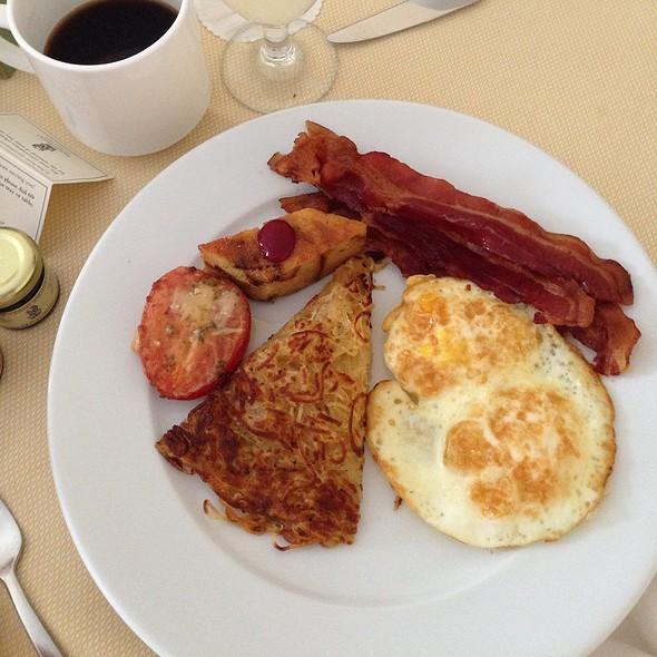 The Masters Breakfast - Bites at The Ritz-Carlton, Naples, Naples, FL