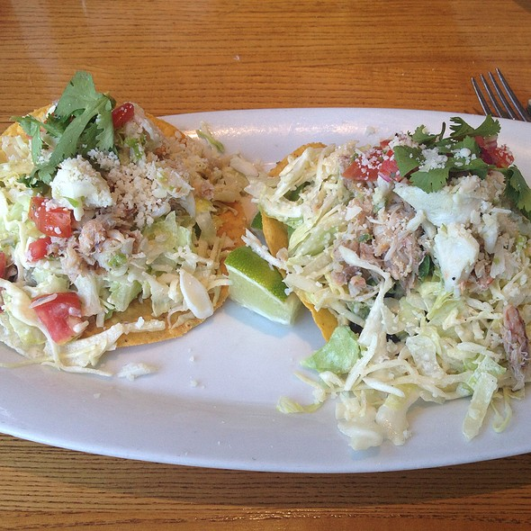 Crab Tostadas - Sea Watch Restaurant, Fort Lauderdale, FL
