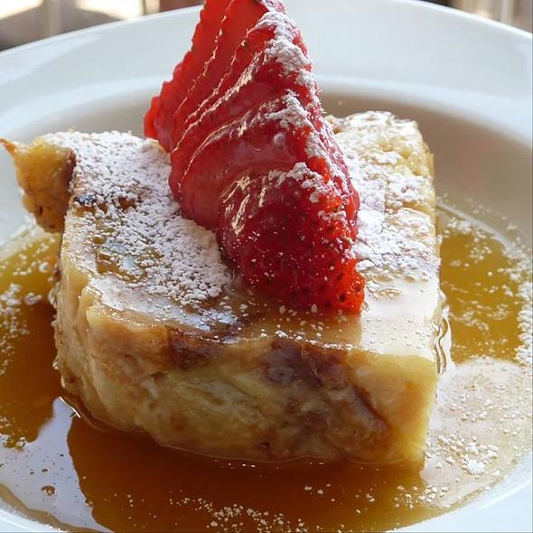 Butter Bread Puding - Bistro Nolah, Dollard-Des-Ormeaux, QC