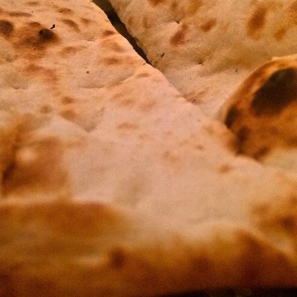Plain Naan - Annapurna Cafe, Seattle, WA