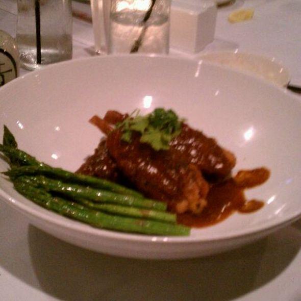 Pork Osso Bucco - Masa Restaurant, Tallahassee, FL