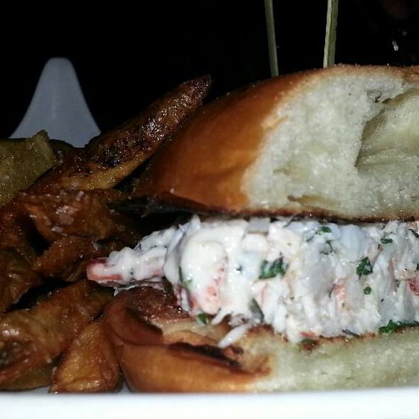 Crab And Lobster Roll - Verve Restaurant, Somerville, NJ