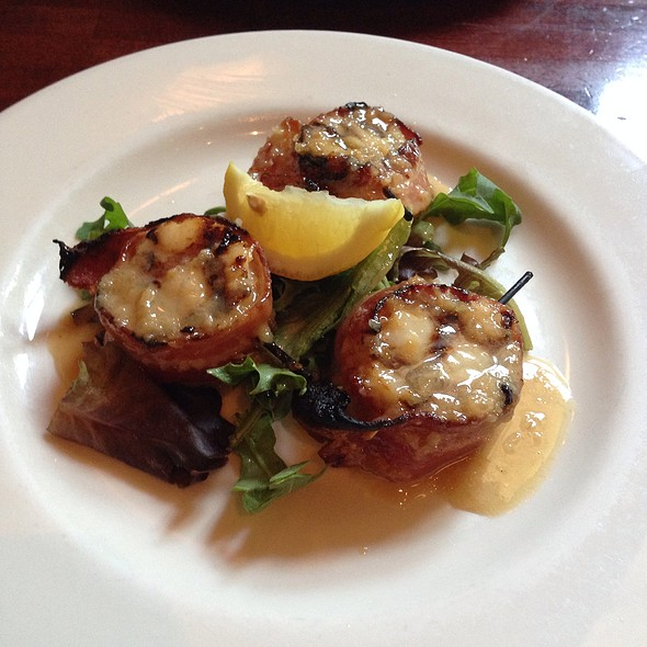 Bacon Wrapped Scallops - Chianti Grill - Roseville, Roseville, MN