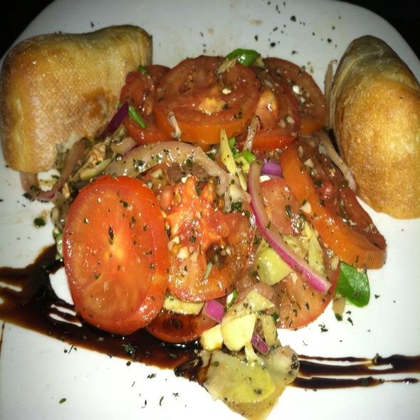 Tomato Salad - Crave - Akron, Akron